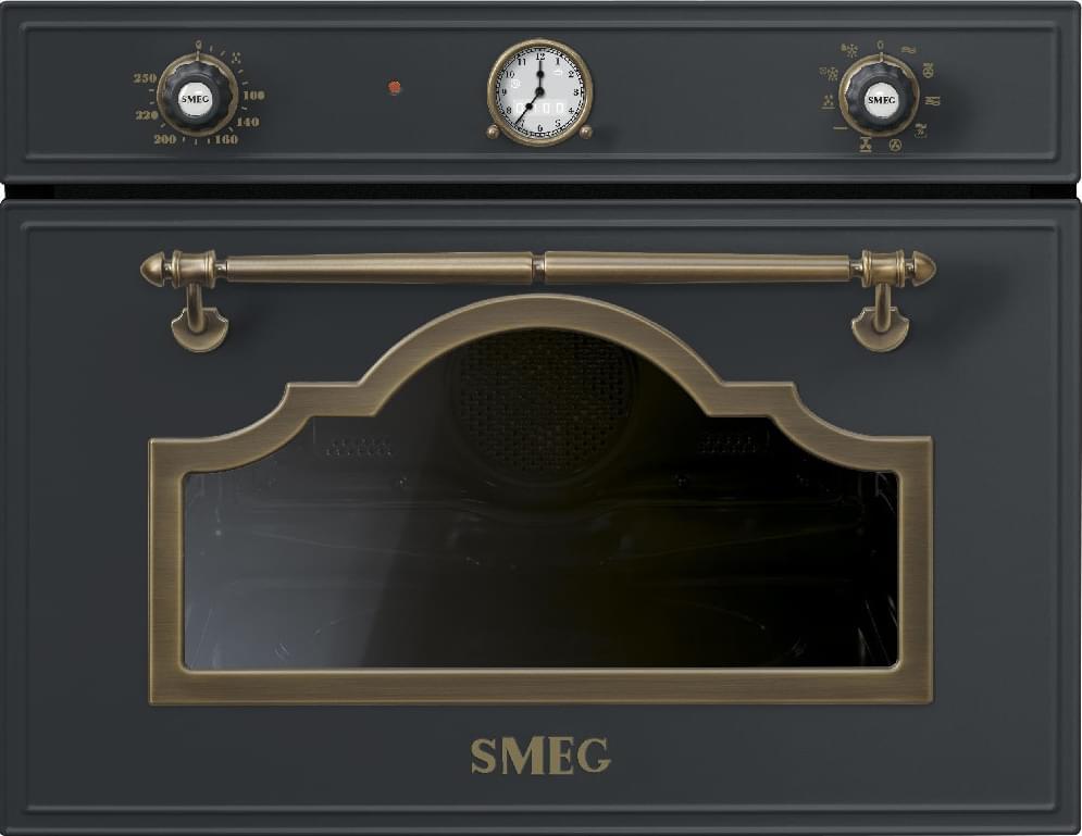 SMEG ماکروفر کامبی اسمگ طرح Cortina مدل SF4750MCAO