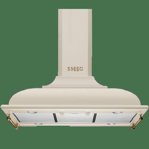 SMEG هود 90 سانتی متری جزیره اسمگ مدل KCI19POE