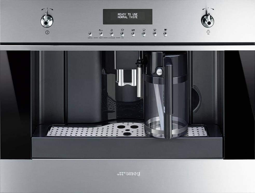 قهوه ساز توکار اسمگ طرح Classica مدل CMS6451X