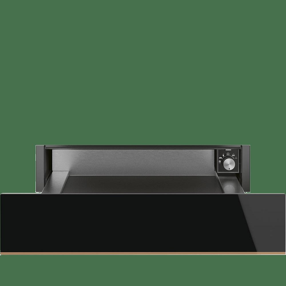 SMEG کشوی گرم کن اسمگ طرح Dolce Stil Novo مدل CTP6015NR